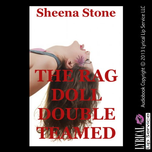 The Rag Doll Double Teamed audiobook cover art