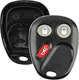 Discount Keyless Car Key fob Remote Entry Case Shell Outer Cover Button Pad for Chevrolet Trailblazer MYT3X6898B