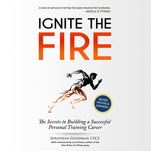 Ignite the Fire audiobook cover art