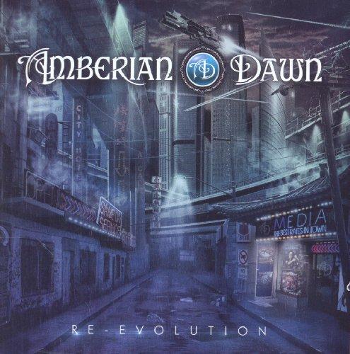 Amberian Dawn: Re-Evolution (Audio CD)