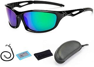 9f32958294 FUZHISI Gafas de Sol Pesca polarizada Gafas de Sol Hombres Mujeres Gafas de  Pesca Camping Senderismo