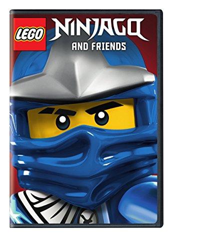 LEGO Ninjago and Friends (DVD)