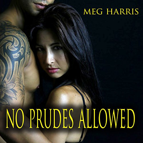 No Prudes Allowed audiobook cover art