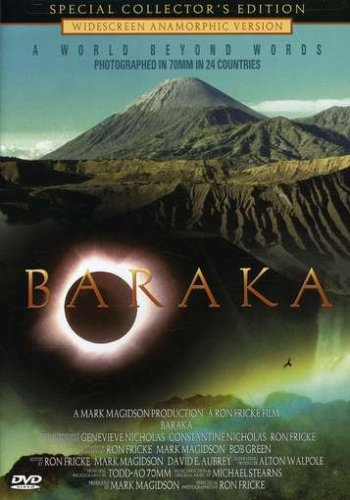 Baraka (Special Collector's Edition) [Import USA Zone 1]