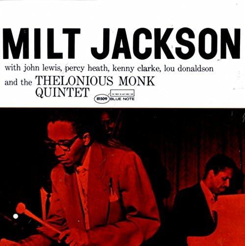 Milt Jackson & Thelonious Monk Quintet feat. John Lewis, Percy Heath, Kenny Clarke & Lou Donaldson