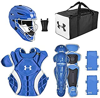 Under Armour PTH Game Ready Catching Kit, Meets NOCSAE