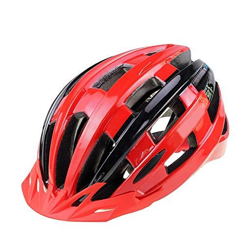 U/D Fahrradhelm Mountainbike Rennrad Männer und Frauen Einteiliger Helm kühle...