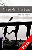 Three Men in a Boat (Oxford Bookworms Library) CD Pack