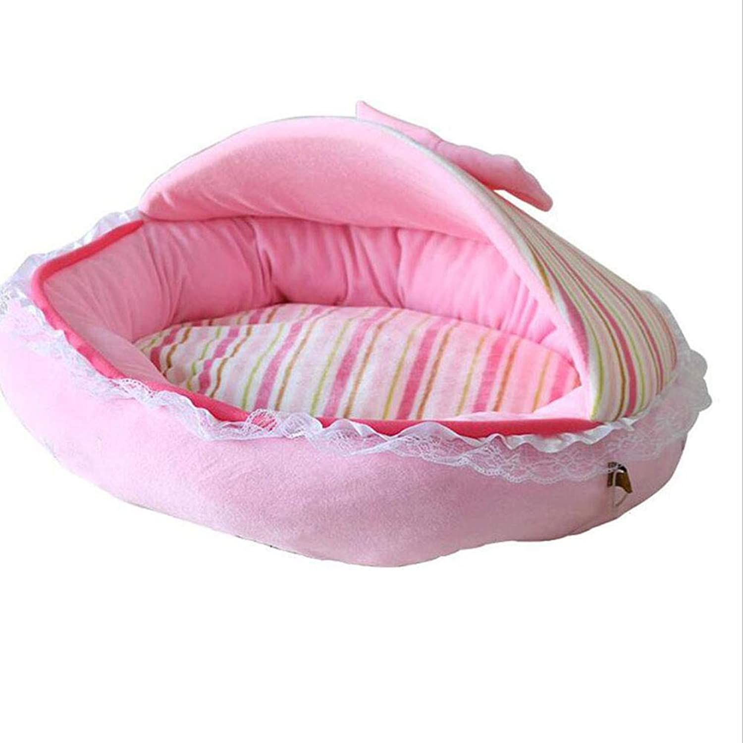 FH Pet Nest Cat Nest Dog House Cat Sleeping Bag Cat House Cat Mat Pet Products Four Seasons Available Dog,cat Houses