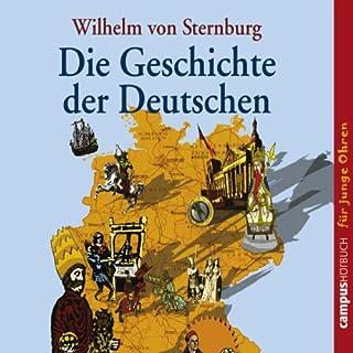 Die Geschichte der Deutschen Titelbild