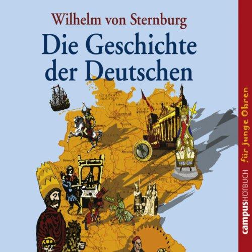 Die Geschichte der Deutschen audiobook cover art