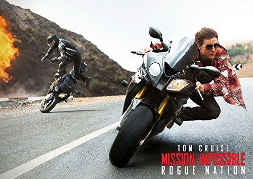 映画 ミッション:インポッシブル ローグ・ネイション ポスター 42x30cm トム・クルーズ Mission: Impossible Rogue Nation [並行輸入品]