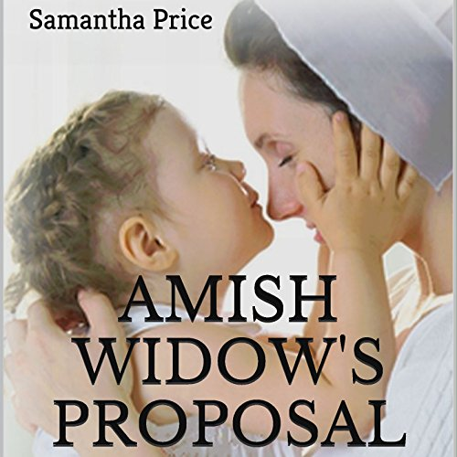 Amish Widow's Proposal cover art