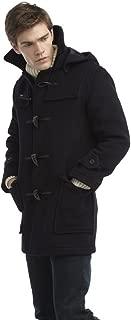 Original Montgomery Mens London Luxury Duffle Coat Toggle Coat