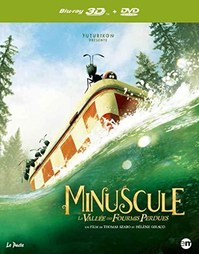 Minuscule, la vallée des fourmis perdues (Combo BLU-RAY 3D + DVD) [Combo Blu-ray 3D + DVD]