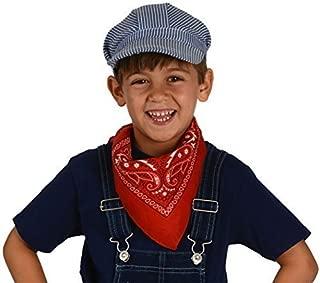 Kangaroo Child Train Engineer Hats - Conductor Hats