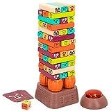 WOOMAX - Juego Torre de madera con temporizador (46490)
