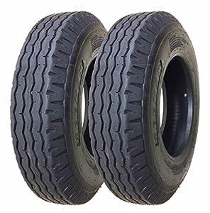 Zeemax Heavy Duty Highway Tires 8