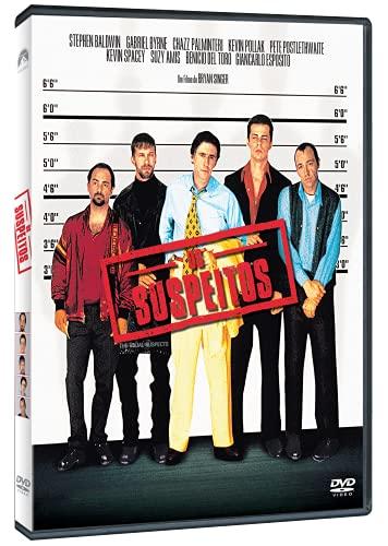 OS SUSPEITOS DVD