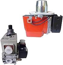 Ecoflam Max Gas 40 Brander met Dungs 1/2′′ Gas Trein