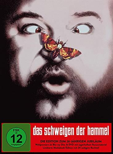 Das Schweigen der Hammel - Limitierte Mediabook Edition (+ DVD) [Blu-ray]