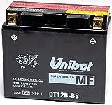 UNIBAT Batteria YT12B-BS 12 V 10 AH TDM 900 2002-2013