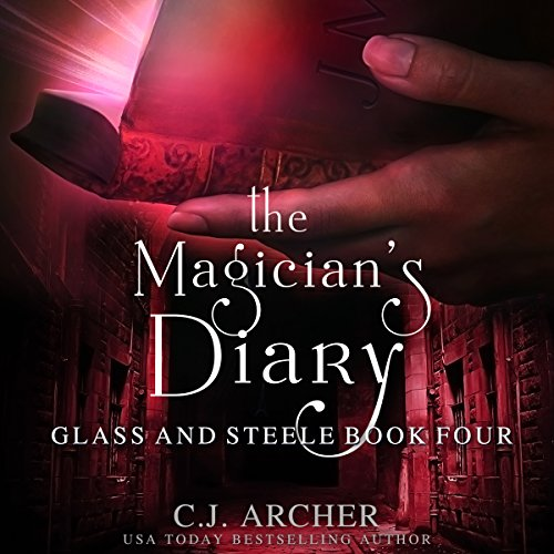 The Magician's Diary audiobook cover art