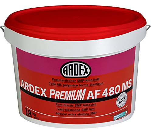 ARDEX AF 480 MS PREMIUM, 18kg - Festelastische SMP-lijm voor parket, vloeren, kurk enz.