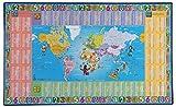 Viquel 097784-05 Sous main bureau enfant Table de Multiplications