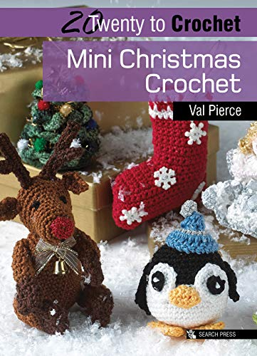 Mini Christmas Crochet Pattern Book (20 patterns!)