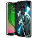 Yoedge Motorola Moto G7 Play Case, Clear Transparent