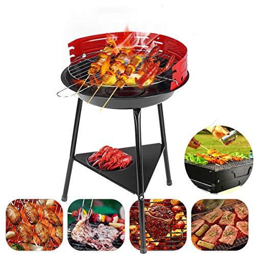 Pliegue BARBACOA Parrilla Fusain Grill Estufa Camping Cocinar Barbacoa Cocina Estufa