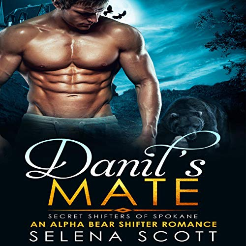 Danil's Mate (An Alpha Bear Shifter Romance) audiobook cover art