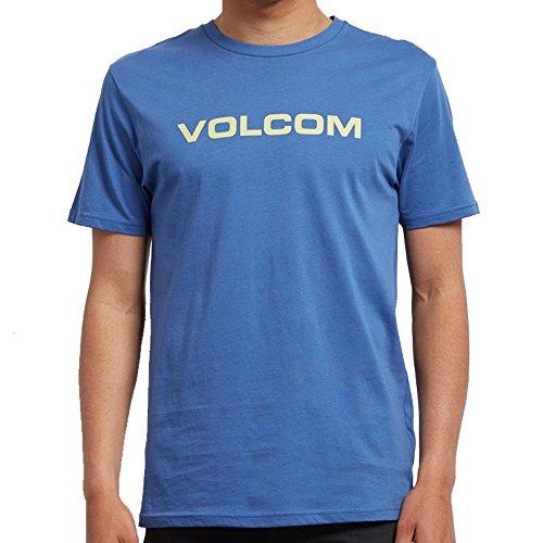 Volcom Crisp Euro BSC SS Camiseta Manga Corta, Hombre