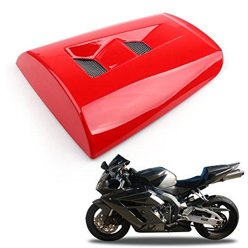 Artudatech Motorrad Soziusabdeckung Sitzkappe Verkleidung Heckabdeckung Rücksitzbezug Rear Seat Cowl Fairing Tail Cover für HON-DA CBR1000RR CBR 1000 RR 2004-2007