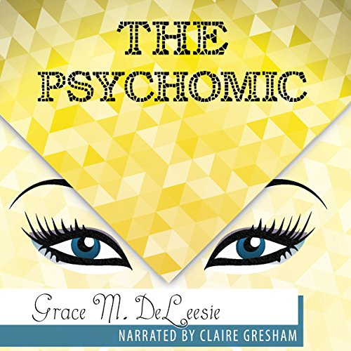 The Psychomic audiobook cover art