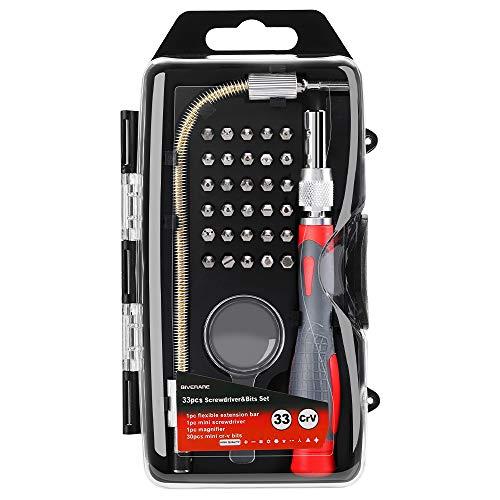 GIVERARE Magnetic Precision Screwdriver Set