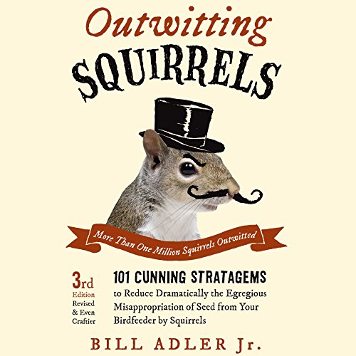 Outwitting Squirrels audiobook cover art