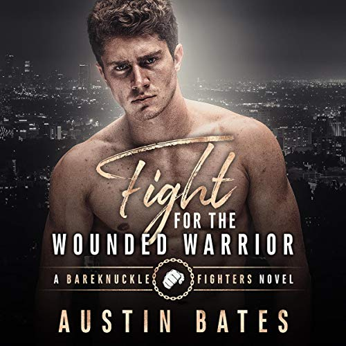 Fight for the Wounded Warrior audiobook cover art