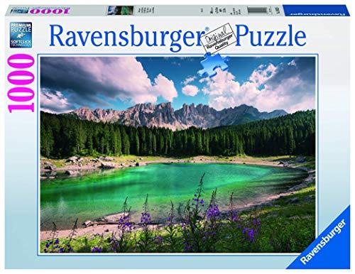 Ravensburger-Gioiello delle Dolomiti Jigsaw, 1000 Pezzi Puzzle da Adulti, Età Consigliata 12 +, Multicolore, 19832
