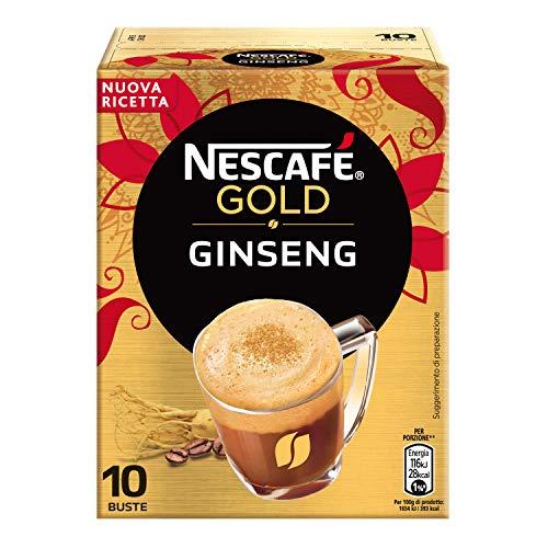 Nescafé Gold Preparato Solubile per Caffè, 10 Bustine