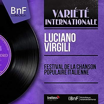 Festival de la chanson populaire italienne (Mono Version)