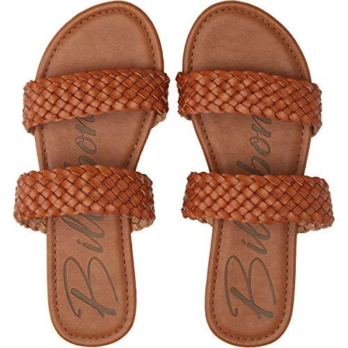 Billabong Women's Endless Summer Sandals,8,Tan