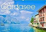 Gardasee, Italien (Wandkalender 2022 DIN A2 quer): Sehnsuchtsziel Gardasee: Italiens größter See mit ganz besonderem Lebensgefühl (Monatskalender, 14 Seiten )