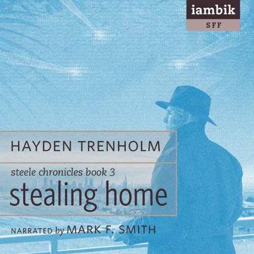 Stealing Home audiobook cover art