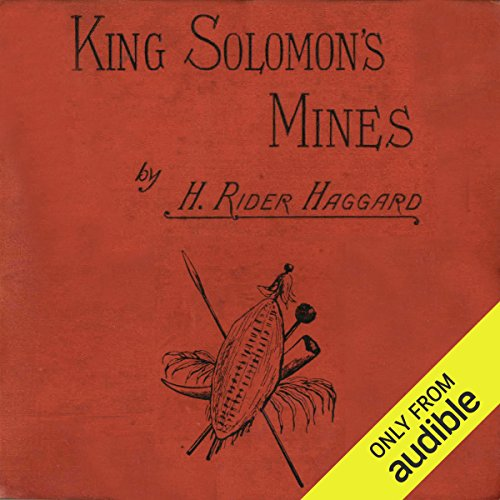 King Solomon's Mines                   By:                                                                                                                                 Henry Rider Haggard                               Narrated by:                                                                                                                                 Alan Munro                      Length: 9 hrs and 23 mins     30 ratings     Overall 3.8