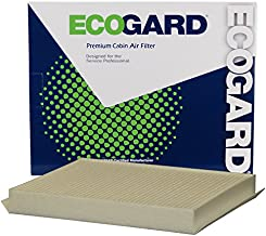 ECOGARD XC10590 Premium Cabin Air Filter Fits Ford Mustang 2015-2020