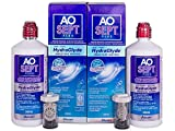 Aosept Plus HydraGlyde 2 x 360 ml