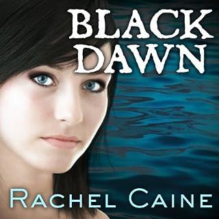 Black Dawn audiobook cover art