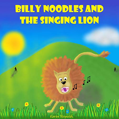 Billy Noodles and the Singing Lion cover art